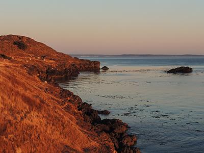 Travel Trip Photo: San Juans Islands: Iceberg Point on Lopez Island atsunset.jpg