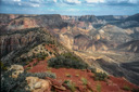 Travel Trip Photo: View from Tilted Mesa campsite,  upper Nankoweap Trail, Grand Canyon National Park, Arizona