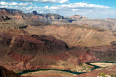 Travel Trip Photo: Colorado River and North Rim from top of Redwall along Tanner Trail, South Rim of Grand Canyon National Park, Arizona