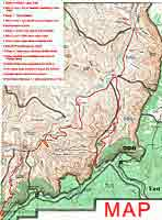 Trails Illustrated Map