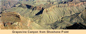 Grand Canyon Hike Photo: Horseshoe Mesa