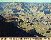 Grand Canyon Hike Photo: South Kaibab Trail