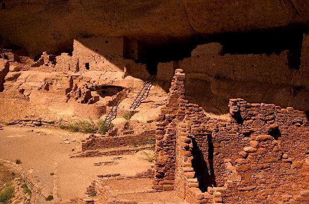 Travel Trip Photo: Long House ruins, Weatherill Mesa, Mesa Verde National Park, Cortez, Colorado