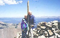 Colorado 14ers Climb