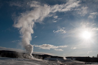 Travel Trip: Yellowstone in Winter