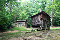 RV trip photo: Great Smoky Mountains National Park - Elijah Oliver homestead, Cades Cove
