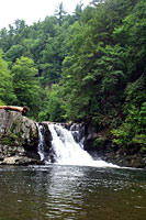 RV trip photo: Great Smoky Mountains National Park - Abrams Falls, Cades Cove