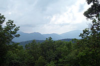 RV trip photo: Great Smoky Mountains National Park - Scenic view along Roaring Fork nature trail