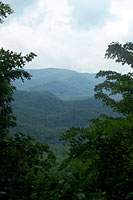 RV trip photo: Great Smoky Mountains National Park - Scenic overlook